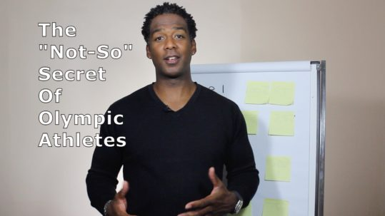 The %22Not-so%22 Secret of Olympic Athletes